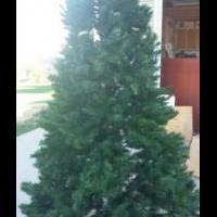 7 1/2 ft Christmas Tree for sale in North Liberty IA by Garage Sale Showcase Member Jsknight007