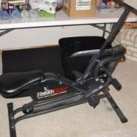 HealthRider for sale in Decatur IN by Garage Sale Showcase Member Cleaning House