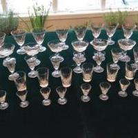 Waterford Glass Set for sale in Milford PA by Garage Sale Showcase Member Syntagma
