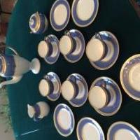 Wedgewood Tea Service for sale in Milford PA by Garage Sale Showcase Member Syntagma