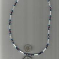 Flower Peace Necklace for sale in Tiffin OH by Garage Sale Showcase Member Bobcat40