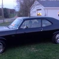 1970 Nova for sale in Lewis Run PA by Garage Sale Showcase member GSS Member 2964, posted 05/12/2018