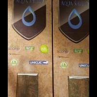 AquaShield UNICLIC Flooring + Underlayment for sale in WIMBERLEY TX by Garage Sale Showcase Member Krissy