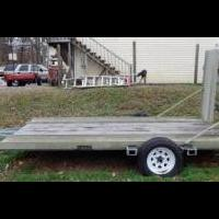 Car Hauler for sale in Bristol TN by Garage Sale Showcase Member Jeffery