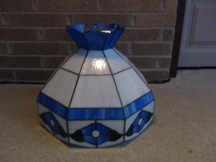 Tiffany Style Kitchen Hanging Lamp for sale in Norwalk OH