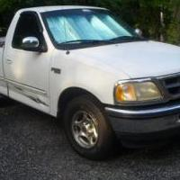 1997 Ford F150 standard cab truck for sale in Brunswick GA by Garage Sale Showcase Member Millerjw2