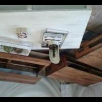 COFFEE TABLES MADE FROM PALLETS for sale in Bellevue OH by Garage Sale Showcase Member Cowboyron50