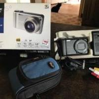 Kodak & Sony Cameras for sale in LANSING MI by Garage Sale Showcase Member Pole Barn Sale