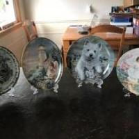 Collectible Plates for sale in LANSING MI by Garage Sale Showcase Member Pole Barn Sale