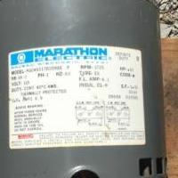 Electric motor 1/3HP for sale in Ferrisburg VT by Garage Sale Showcase member Shdwlk1979, posted 06/12/2020