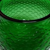 E O Brody Emerald Green Fish Scale Bowl #G101 for sale in Copiah County MS by Garage Sale Showcase Member Sbrown