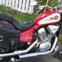 Motorcycle for sale in Cary IL by Garage Sale Showcase member 55Sellers, posted 09/20/2018