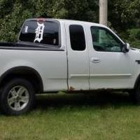 2003 Ford f150 for sale in Barryton MI by Garage Sale Showcase member Marshall66, posted 08/04/2018