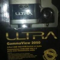 Gamma View 2050 KVM Switch for sale in Arkansas County AR by Garage Sale Showcase member mrelzok, posted 08/07/2018