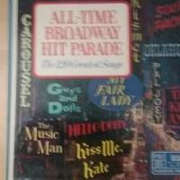 All Time Broadway Hit Parade 78 Disc for sale in Arkansas County AR by Garage Sale Showcase member mrelzok, posted 08/08/2018