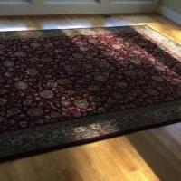 Stunning Oriental Area Rug for sale in Bridgman MI by Garage Sale Showcase member dancline1, posted 08/25/2018