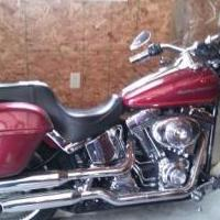 2002 Softail Deuce EFI for sale in Paw Paw MI by Garage Sale Showcase member tricky, posted 08/27/2018