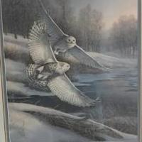 SNOWY COURTSHIP for sale in Burnsville MN by Garage Sale Showcase member ED VOLKMEIER, posted 06/30/2018