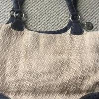 THE SAC Woven Soft Handbag - Vintage for sale in Royal Oak MI by Garage Sale Showcase member FurNace25, posted 05/04/2018