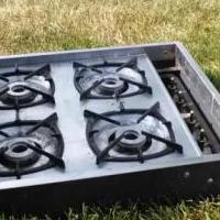 Propane camping stove for sale in Howell MI by Garage Sale Showcase member Mtipton49, posted 07/13/2018