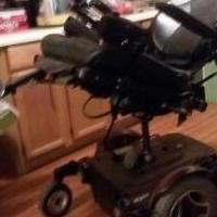 Permobil m300 for sale in Medina NY by Garage Sale Showcase member Cbrigham1, posted 09/10/2018