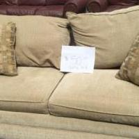 Sleeper sofa bed for sale in Ocean Township NJ by Garage Sale Showcase member mbtravers1, posted 09/16/2018