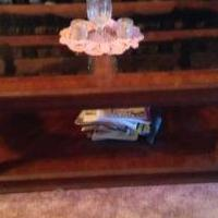 Coffee table and 2 end tables for sale in Carlyle IL by Garage Sale Showcase member bbsissy1210, posted 06/16/2018