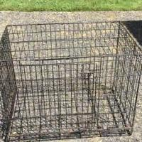 Dog Crate for sale in Sodus NY by Garage Sale Showcase member Holly10, posted 06/12/2018