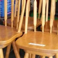 Bar stools for sale in Bluffton IN by Garage Sale Showcase member Etbeck, posted 06/16/2018