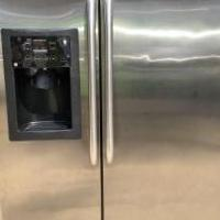 Refrigerator for sale in Valley Springs CA by Garage Sale Showcase member 2278vs, posted 08/13/2018