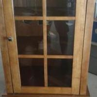 Stereo Cabinet for sale in Mchenry IL by Garage Sale Showcase member NCC1701, posted 06/12/2018