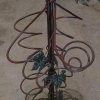 Wine Rack for sale in Mchenry IL by Garage Sale Showcase member NCC1701, posted 06/12/2018
