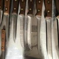 Kitchen knives - Chicago Cutlery for sale in Crestwood KY by Garage Sale Showcase member smfpphd, posted 07/19/2018
