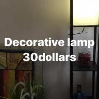 Decorative lamp for sale in Drexel Hill PA by Garage Sale Showcase member Bijouti, posted 05/27/2018