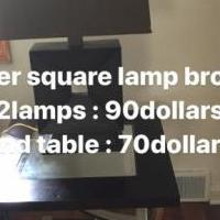 End table for sale in Drexel Hill PA by Garage Sale Showcase member Bijouti, posted 05/27/2018