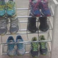 Running shoes for sale in Warren PA by Garage Sale Showcase member Janice, posted 05/05/2018