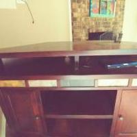 Entertainment Center for sale in Fayetteville NC by Garage Sale Showcase member Clemmons1, posted 07/23/2018