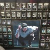 Masters winner framed photos for sale in Niagara Falls NY by Garage Sale Showcase member Bongo211, posted 10/03/2018