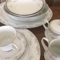 Noritake Fairfax China for sale in Feasterville Trevose PA by Garage Sale Showcase member dlmattox, posted 08/08/2018
