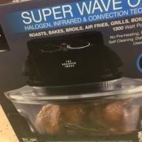 Sharper Image Super Wave Oven for sale in Feasterville Trevose PA by Garage Sale Showcase member dlmattox, posted 08/07/2018