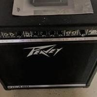 Peavey Amp for sale in Feasterville Trevose PA by Garage Sale Showcase member dlmattox, posted 08/07/2018