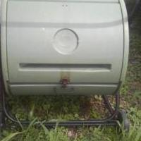 Rotating compost for sale in Convoy OH by Garage Sale Showcase member Goldie76, posted 08/24/2018