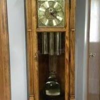 Howard Miller Grand Father Clock for sale in Fort Wayne IN by Garage Sale Showcase member dlnees, posted 09/16/2018