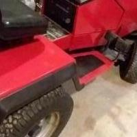 Duetz-allis garden tractor for sale in Coloma, Mi MI by Garage Sale Showcase member ghost55, posted 03/15/2018