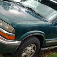 1998 Chevy Blazer for sale in Weedville PA by Garage Sale Showcase member Sportster1220, posted 06/26/2018