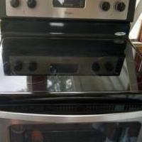 Glass Top Electric Stove for sale in Warren PA by Garage Sale Showcase member Nichole, posted 07/15/2018