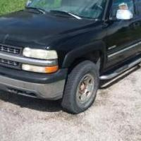 1999 Chevy Silverado 2500, 4 wheel drive for sale in Bowling Green OH by Garage Sale Showcase member logcabin, posted 08/21/2018
