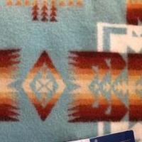 Pendleton throw for sale in Salem OR by Garage Sale Showcase member Jean4730, posted 04/06/2018