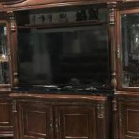 Entertainment center for sale in Palm City FL by Garage Sale Showcase member Corgidancer, posted 07/26/2018