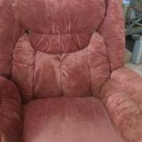 Recliner for sale in Park Falls WI by Garage Sale Showcase member Mary Jane, posted 05/27/2018